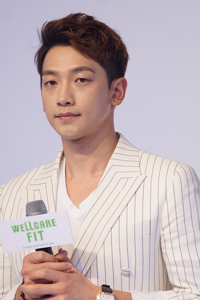 Rain thinks about representing Korea every time he ...