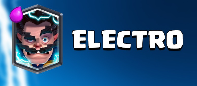 Clash Royale Gameplay Strategy Clone Electro Wizard