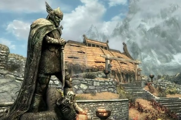 skyrim special edition update