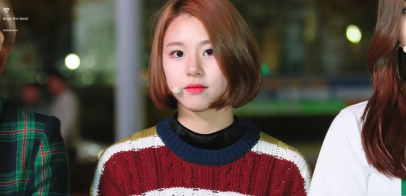 Twice S Chaeyoung Cuts Hair Short And Netizens Are Not