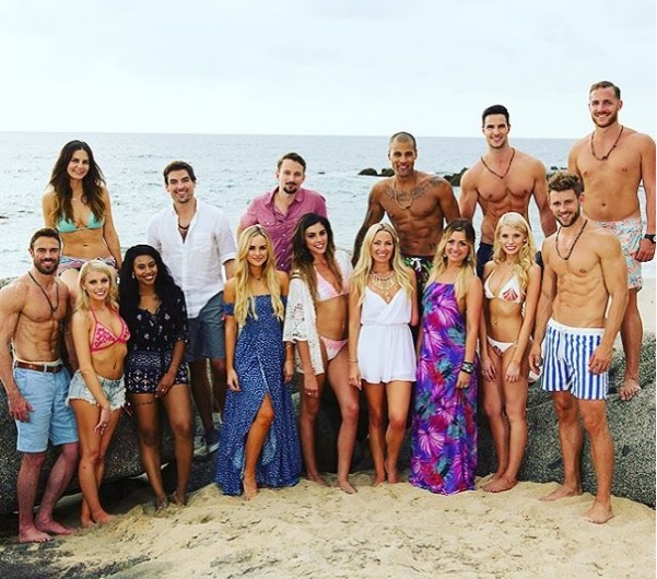 the behavior of the contestants of the twentieth season of the bachelor But after tuesday's third episode, fletcher eliminated four of those five bachelor  contestants all 20 white contestants remain in contention to.