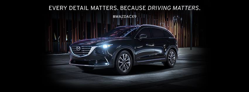 2016 mazda cx 9 has better mileage than epa rating review news asz news. Black Bedroom Furniture Sets. Home Design Ideas