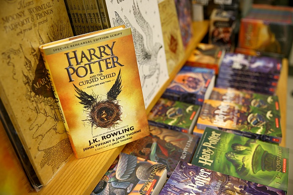 Harry Potter Book Writer : J k rowling done writing about harry potter unveils e