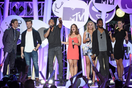 MTV Fandom Awards San Diego - Show