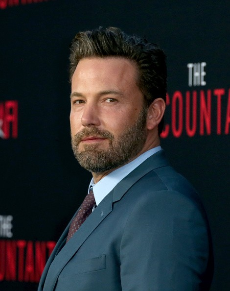 'Batman vs. Superman: Dawn of Justice' star Ben Affleck ...