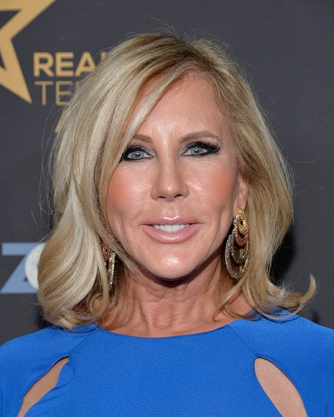 Vicki Gunvalson attends the 4th Annual Reality TV Awards at Avalon on November 2, 2016 in Hollywood, California.