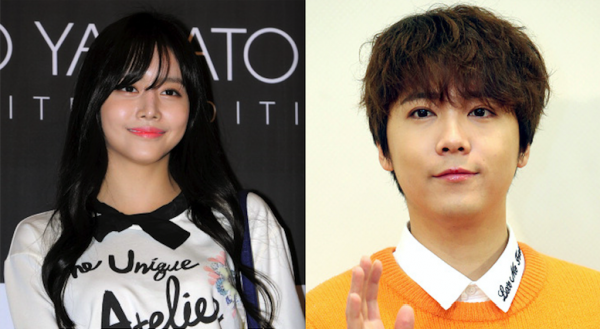 K-Pop Idols Who Are Dating Foreigners