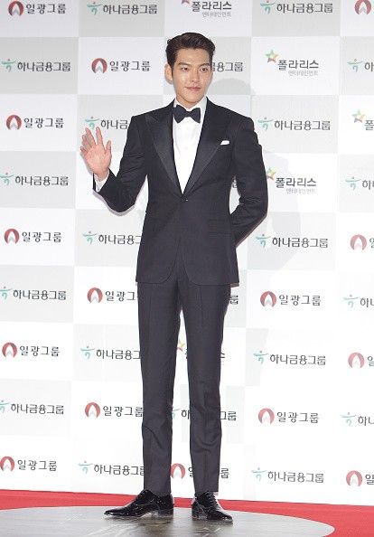 """The Heirs"" star Kim Woo Bin in attendance during the 51st Daejong Film Awards."
