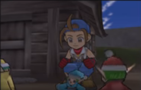 Harvest Moon: Save the Homeland' and 'Harvest Moon: A