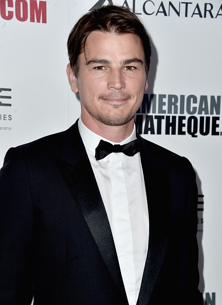 Actor Josh Hartnett attended the 30th Annual American Cinematheque Awards Gala at The Beverly Hilton Hotel on Oct. 14, 2016 in Beverly Hills, California.