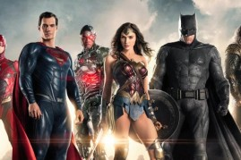 Superman might wear a black suit in the 'Justice League' movie
