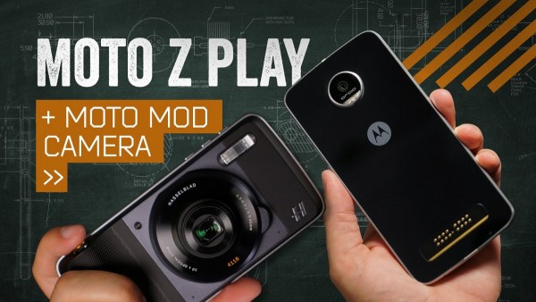Moto Z Mods, new walkie talkie project by Google to make your calls and messages free