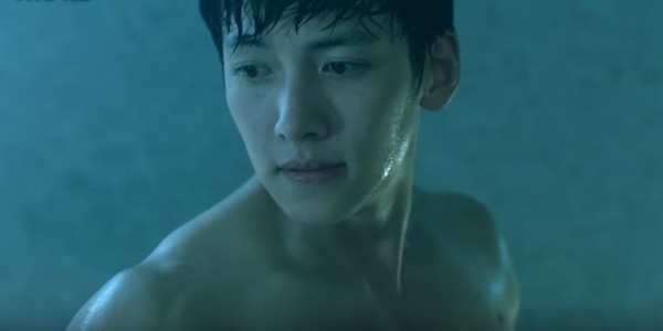 "Korean actor Ji Chang Wook in an episode of ""The K2."""