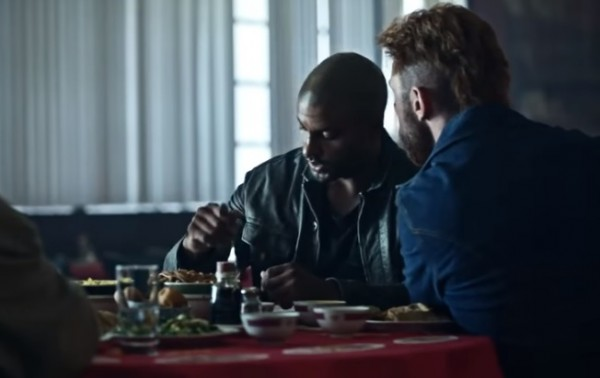 The Leprechaun confronts Shadow about his lost coin in 'American Gods'