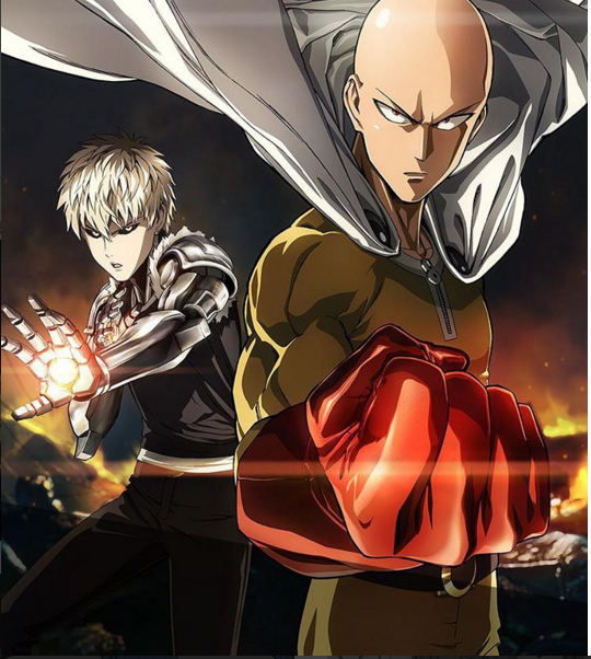 """One Punch Man"" Season 2 will premier on October."