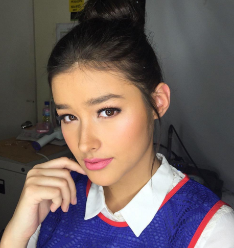 Filipino actress Liza Soberano was born in Santa Clara, California, on Jan. 4, 1998.